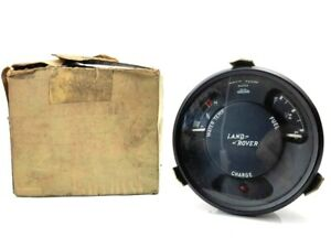 Land Rover Series 2a 3 Jaeger Smiths Fuel & Temp Gauge Panel Complete OEM 555834