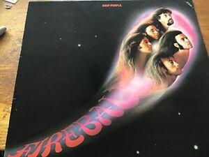 Deep Purple - Fireball - LP Fame Records UK Reissue EX