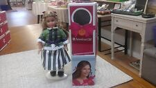 "AMERICAN GIRL MARIE GRACE 25th ANNIVERSARY 6"" MINI DOLL/BOOK RETIRED Collector's"