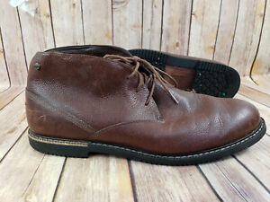 Mens Brown Timberland Ankle Boots Primaloft 100 Gram Size 10.5