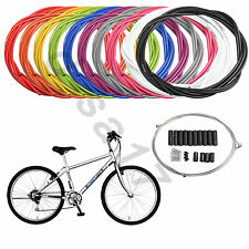 Jagwire Front & Rear Inner Outer Wire Gear Brake Cable Set Mountain Bike Bicycle