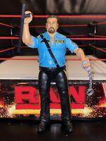WWE MATTEL ELITE SERIES WRESTLING FIGURE THE BIG BOSS MAN WWF FLASHBACK LEGENDS