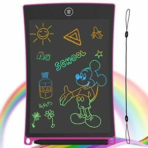GUYUCOM LCD Writing Tablet, 8.5 inch Drawing board Erasable Doodle Board with