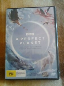 A Perfect Planet - DVD - Brand New - 2 disc set - Region 4