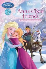 Disney  Frozen Level 2 Reader Anna's Best Friends (New Book, Early Reader)