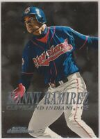 2000 Fleer Skybox Dominion Manny Ramirez 153 Cleveland Indians,Boston Red Sox,NM