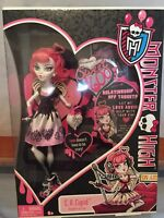 Walmart EXCLUSIVE Monster High NIB/NRFB 2011 C.A.Cupid Doll Sweet 1600