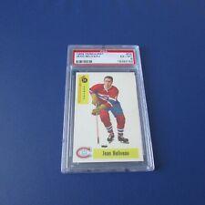 JEAN BELIVEAU  1958-59 Parkhurst  # 34  PSA  6  (EX-MT)  Montreal Canadiens 1959