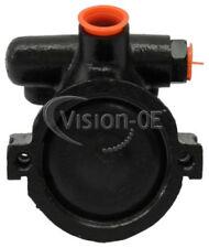 Power Steering Pump fits 2005-2005 Saab 9-7x  VISION-OE