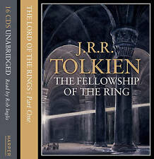 The Fellowship of the Ring - Audio CD, Tolkien, J. R. R., New Book