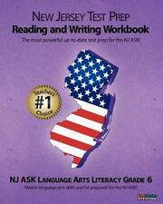 NEW JERSEY TEST PREP Grade 6 Reading and Writing Workbook: NJ ASK Language Arts