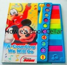 Disney Mickey Mouse Clubhouse A-Counting We Will Go PLAY-A-SOUND