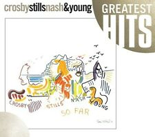 Crosby Stills Nash & Young - So Far [New CD] O-Card Packaging