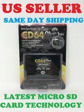 N64 - Ed64 Plus Mega Save Cart & Development for Nintendo 64