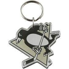 Pittsburgh Penguins NHL Acrylic Logo Keychain