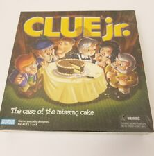 Hasbro Gaming CLUE JR. The Case of the Missing Cake Parker Brothers New Sealed