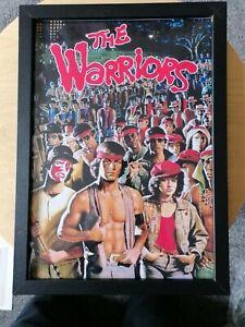 The Warriors Framed Film Print