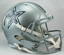 Riddell NFL Football Speed Helmet - Silver