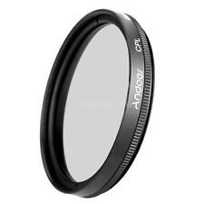 49mm Digital Slim CPL Circular Polarizer Polarizing Glass Filter for Canon Nikon