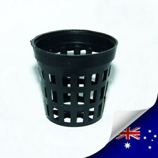 10pcs x 44mm dia Mesh / Net Plastic Plant Pot for Aquarium Live Plant, Orchid