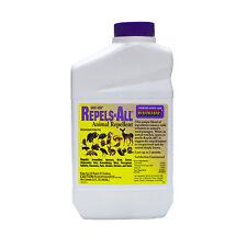 Animal Repellent Conc ( 1 QT ) Deer Rabbit Squirrel Raccoon Mouse Rat Repellent