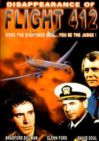 The Disappearance of Flight 412 [New DVD]