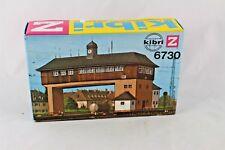 Kibri 6730 Cabina Blocco Ponte Neustadt Märklin Scala Z