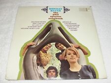 """Monday Blues """"The Phil Spector Songbook"""" 1970 Rock LP, SEALED/ MINT!, Orig Vault"""