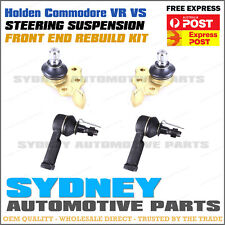 Holden Commodore VR VS FRONT Lower Ball Joints & Outer Tie Rod Ends  Kit