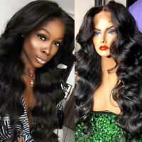 Wavy Remy Peruvian Human Hair Silk Base Full Lace Front Wigs 360 Lace Front Wig