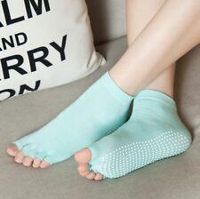Soft Half Five Fingers Cotton Half Toe Yoga Socks (1PAIR) Foot Care PEDIMEND™