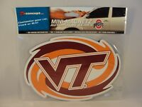 Virginia Tech Hokies NCAA Car Magnet