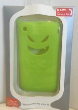 New iPhone 3G Lime Green Monster Silicon Soft Case Cover