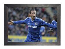 Eden Hazard 1 Photo Chelsea Football Picture Belgian Player Print Sports Poster