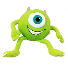 "Plush Mike Wazowski Monsters Inc Stuffed Animal 16"" Large Doll Disney pixar"