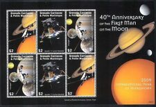 Grenadian Space Postal Stamps