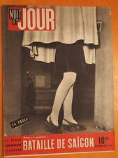 NUIT ET JOUR N° 44 du 25/10/1945- Bataille de Saïgon- La vie du peintre Utrillo