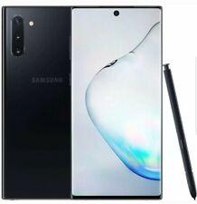 Samsung Galaxy Note 10+ 4G Smartphone 12GB RAM 256GB Sim-Free Aura Black Aura