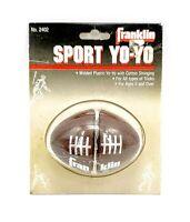 Vintage Franklin Sports Classic Yo-Yo Football Unique YoYo NIP MOC *(see photos)