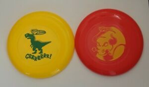 Lot of 2 - Wham-O Frisbee - Random Colors - New! Free Shipping!