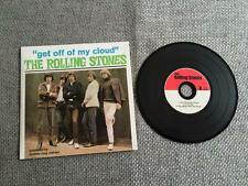Rolling Stones CD Single Get off of my Cloud / I'm Free/ Singer  Card Sleeve