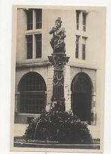 Bern Kindlifresser Brunnen Switzerland Vintage RP Postcard 187a