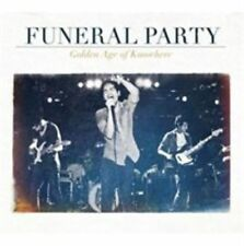 Golden Age of Knowhere 0886975641529 by Funeral Party CD