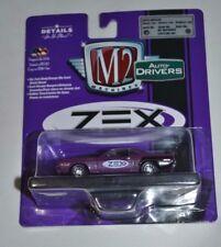 2017 M2 MACHINES AUTO DRIVERS ZEX 1971 PLYMOUTH CUDA ZEX 383 R42