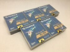 Lot of 5 Fujifilm DLTtape IV 40/80GB Data Cartridges DLT FB TK88 | New