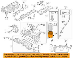 Genuine OEM Oil Filters for Audi RS7 for sale | eBay | Audi Rs7 Engine Diagrams |  | eBay