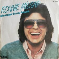 """Ronnie Milsap - Stranger In My House / Is It Over - Vinyl 7"""" 45T (Single)"""