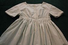 Girls Vintage Pleasant & Company American Girl Doll Kirsten summer fishing dress