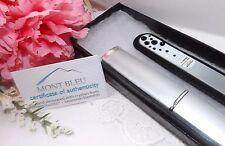 Mont Bleu Czech Glass Nail File #45 Swarovski Elements Case Gift Box Guaranteed