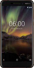 Hmd Nokia 6.1 (2018) Nero Rame Dual SIM